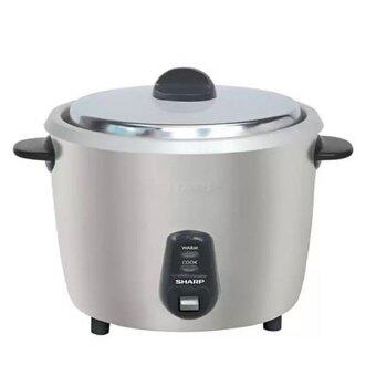 Harga Sharp 1.8L Rice Cooker KSH218