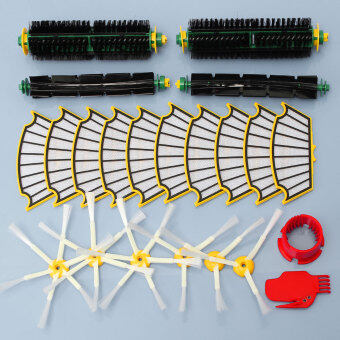 Harga 22pcs Filters & Brush Pack Kit For iRobot Roomba 500 Series 510 530 540 550 560 580