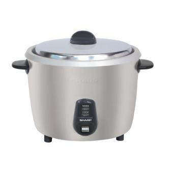 Harga SHARP CONVENTIONAL RICE COOKER 1.1LITRES