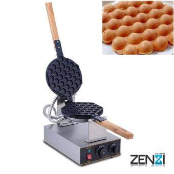 Harga ZENZi - Electric Hong Kong Egg Bubble Waffle Machine