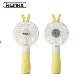 Harga CSTREMAX Cool Bear/Cool Rabbit F7/F8 handheld portable fan mini usb fan belt lanyard 2 position adjustable Rechargeable (Yellow)