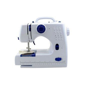 Harga 505C PRO 12 Sewing Option Expert Sewing Machine - Blue
