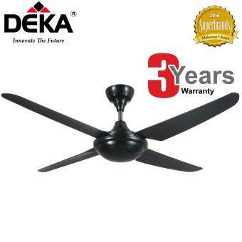 Harga DEKA Kronos 4-Blade Ceiling Fan F5-4P with Remote Control
