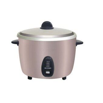 Harga Sharp 1.1L Rice Cooker KSH211