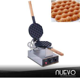 Harga Nuevo Electric Hong Kong Egg Bubble Waffle Machine