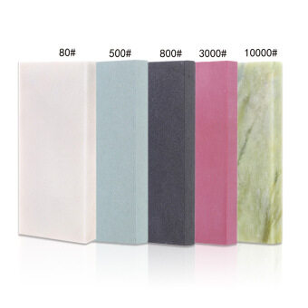 Harga Anself 10000 Grit Whetstone Knife Sharpening Stone Knives Grindstone Oilstone 95*50*10mm