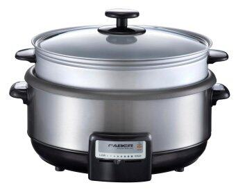 Harga Faber FMC-380 Multi Cooker With Steam Tray 3.8L (silver)