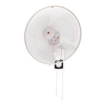 "Harga KDK 18"" Wall Fan KU453 (White)"