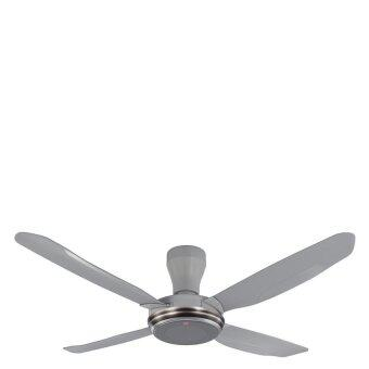 Harga KDK K14Y2- 56-inch Ceiling Fan V Touch Junior 4 Blade (Silver)