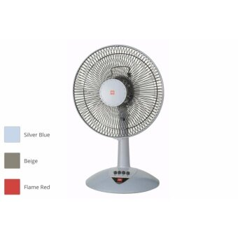 "Harga KDK KB304 12"" Table Fan 3 Speeds (Assorted Colours)"