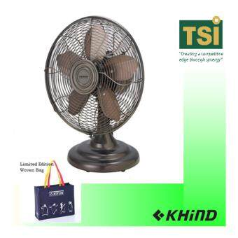 Harga Khind Antique Table Fan (TF302)