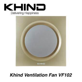 Harga Khind Ventialtion Fan VF102