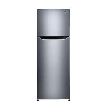 lg refrigerator. lg gnb272slcr fridge 2-doors 272l inverter lg refrigerator