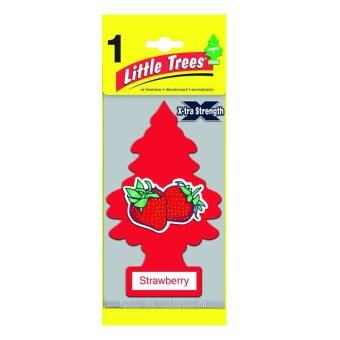 Harga Little Trees X-tra Strength (Strawberry)