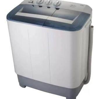 Midea MSW-8008P 8kg Semi Auto Washing Machine