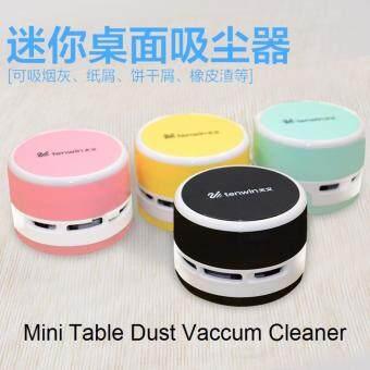 Harga Mini Table Dust Vacuum Cleaner (Pink)