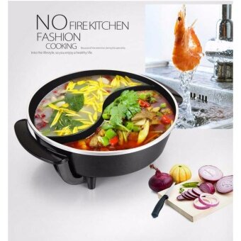 Harga MIO Korean multi-functional mandarin duck hot pot