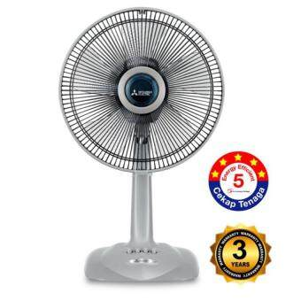 "Mitsubishi Electric 16"" Table Fan-Desk Fan ( D16-GU-P ) - New 2016"