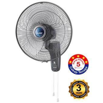 "Mitsubishi Electric Wall Fan 16"" ( W16-GU-P ) - New 2017"
