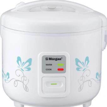Harga Morgan MRC-2218J Jar Rice Cooker 1.8L