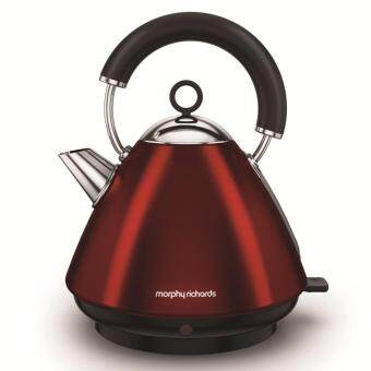 Harga Morphy Richards 102029 Accents Red Traditional Kettle