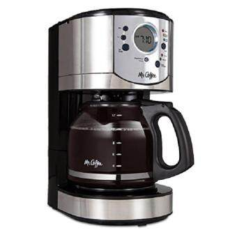 Mr. Coffee 12-Cup Programmable Coffee Brewer with Brew Strength Selector - from USA
