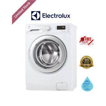 "Harga [NEW] ELECTROLUX 7KG / 5KG Washer Dryer EWW12753 "" Free Pensonic Dry Iron"