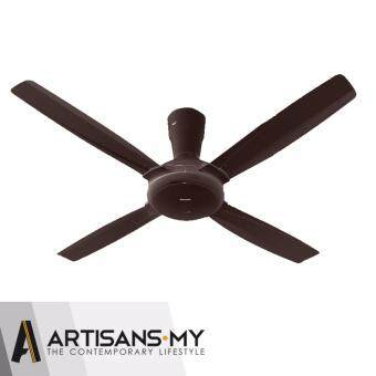 Panasonic Bayu 4 4-Blade 1400mm (56 inch) F-M14C5 VBPH (Solid Dark Brown) Ceiling Fan