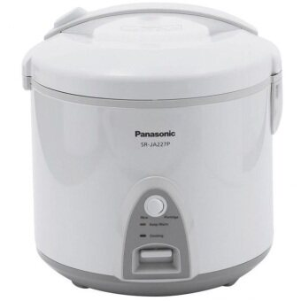 Harga Panasonic SRJA227PSV Jar Rice Cooker Porridge 2.2L (White)