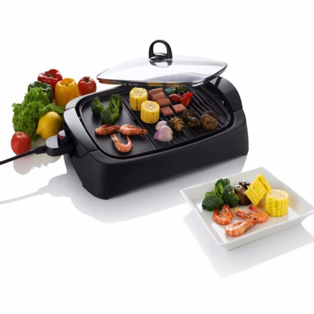 Pensonic Tabletop Electric Grill PTG 101G   Lazada Malaysia
