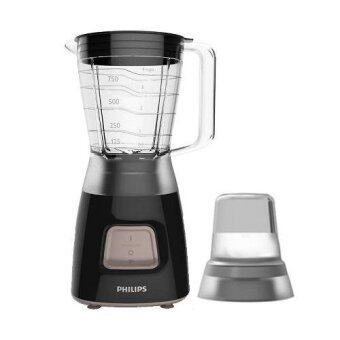 Harga Philips Blender HR2056 (350W) 1.25L Plastic Jar + Mill