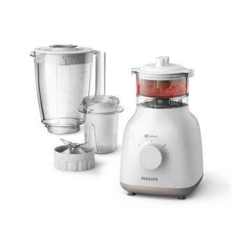Philips Coffee Maker Jar : Philips Blender HR3448 (400 W) with Sambal Maker + Mill + 1.5L Jar Lazada Malaysia
