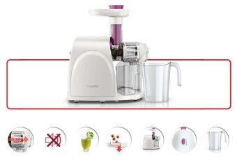 Sell Philips viva Collection Slow Juicer (150w, 2 Direction Button) HR1830/03 ( HR1830/03 ) in ...