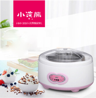 Harga Play Bear Yogurt Maker Machine 1L (Pink)