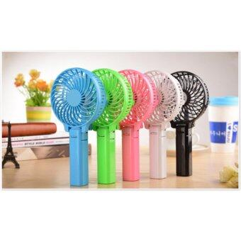 Rechargeable 2 in1 Handy & Standable Adjustable Mini USB Charging Fan