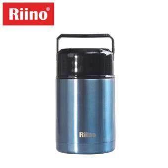 Harga Riino 1000ML Thermal Pot Stainless Steel Portable Cooker Therm(Blue)