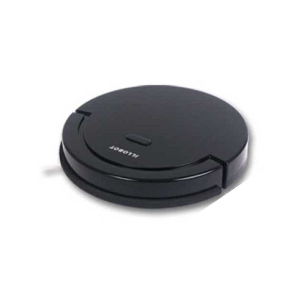 robot vacuum cleaner automatic floor cleaner with wet mop black lazada malaysia - Robot Mop