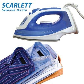 Harga Scarlett Iron Steaming Clothes Silk Wool Nylon Cotton Home Smooth