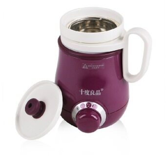 Harga Seed 400ml Multifunctional Electric Kettle Heating Health Cup SplitType Electric Cup Health Pot SD-917