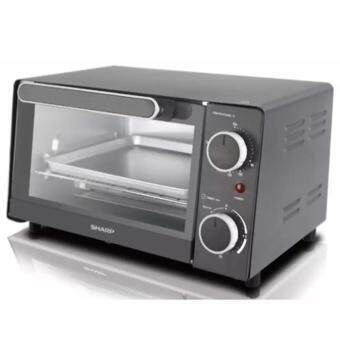 Sharp 9l Electric Oven 1200w Eo 9mtbk