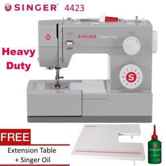 Singer 4423 Heavy Duty Sewing Machine + Extension Table