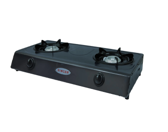 Harga Singer GS100EB 2- Burner Epoxy Body Gas Cooker