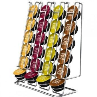 Harga Tavola Swiss Capstore Linea (Dolce Gusto(R) Capsule Holder, Display& Dispenser) + Free 1 box Cafe Royal Espresso Forte