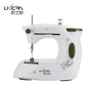 Ulead Jia 0201 small household electric sewing machine mini footmulti-function sewing machine for thick double speed