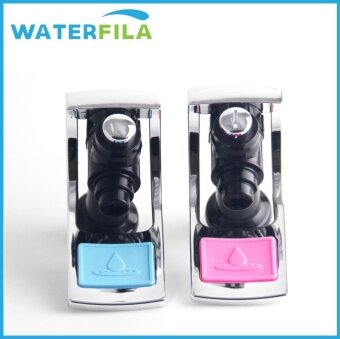 Harga WATERFILA Water Dispenser Faucet Hot & Cold Tap With Safety Lock