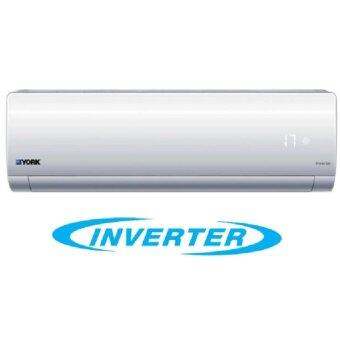 York 1.5 HP Inverter Aircond - YMW5J13AAS-W /YSL5J13AAS (R410A)
