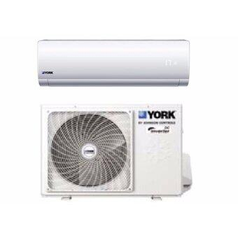 York 1.5hp Inverter Air Conditioner YWM5J13AAS/YSL5J13AAS