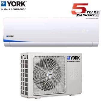 York 2.0 HP Aircond - YMW3F20CAS-W / YSL3F20AAS (R410A)