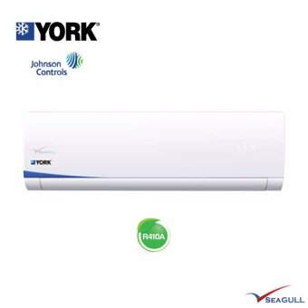 York Wall Mounted Deluxe Johnson Control 1.0HpYSL3F10AAS/YWM3F10AAS-W
