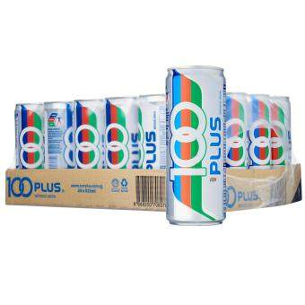 100 PLUS ISTONIK ORIGINAL(24X325ML)